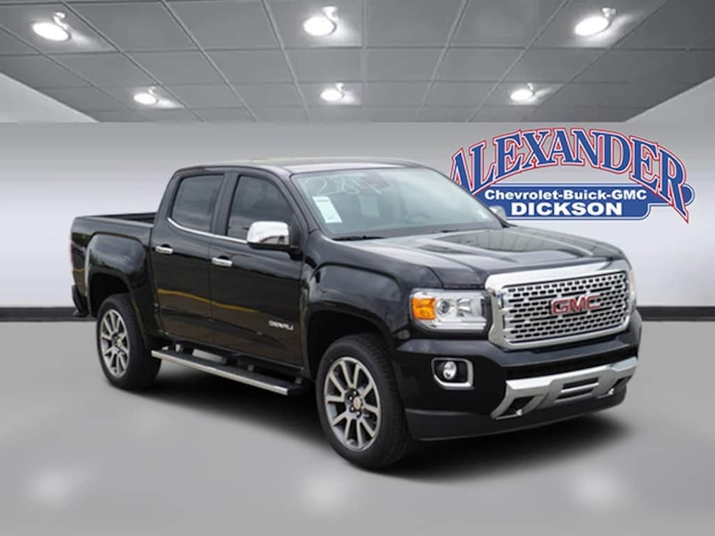 41 Great 2019 Gmc Canyon Denali Overview for 2019 Gmc Canyon Denali