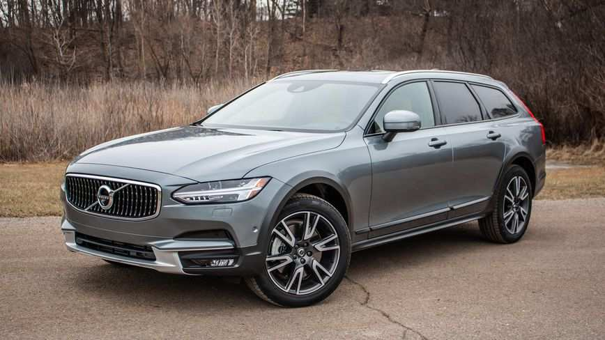 41 Great 2019 Volvo V90 Review by 2019 Volvo V90