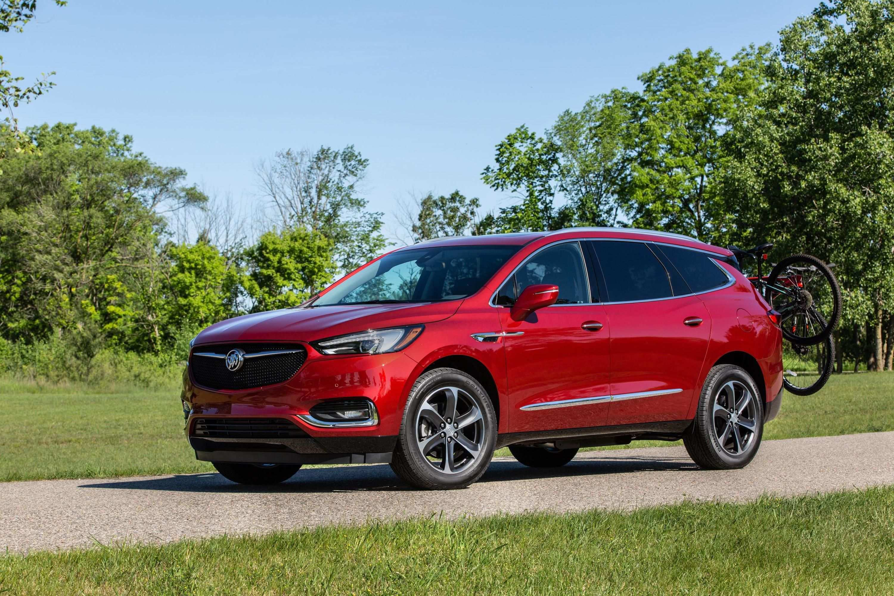 41 Great Buick Suv 2020 Ratings for Buick Suv 2020