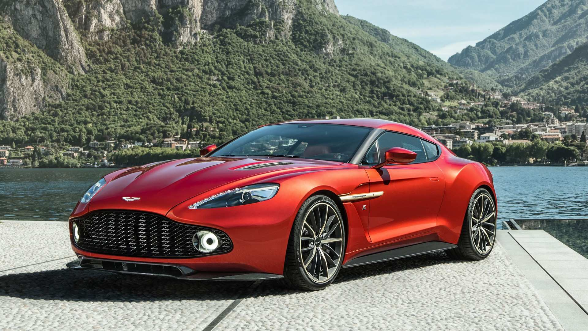 41 New 2019 Aston Martin Vanquish First Drive by 2019 Aston Martin Vanquish