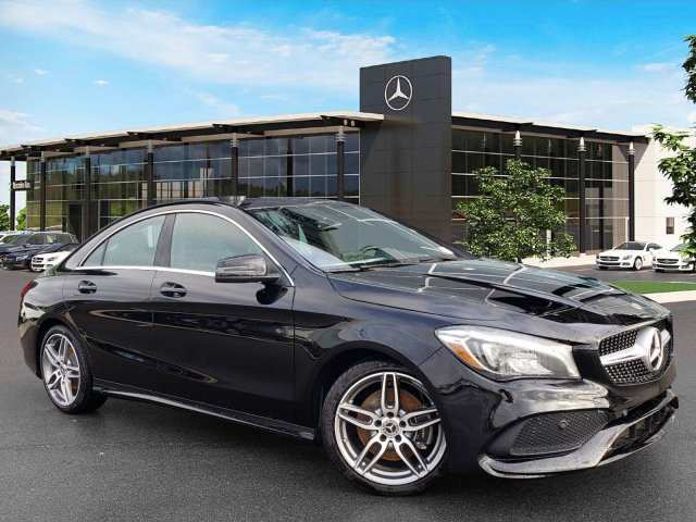 41 The 2019 Mercedes Cla 250 Style with 2019 Mercedes Cla 250