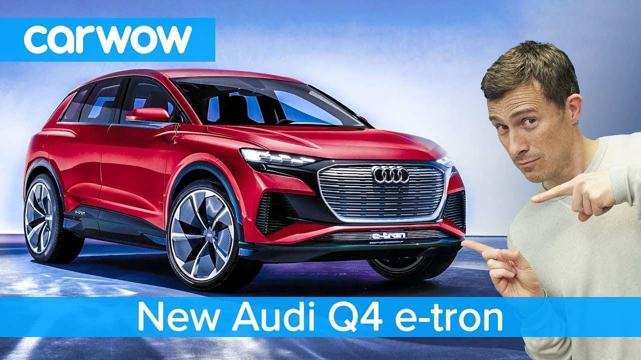 41 The Audi Electric Suv 2020 Exterior and Interior with Audi Electric Suv 2020