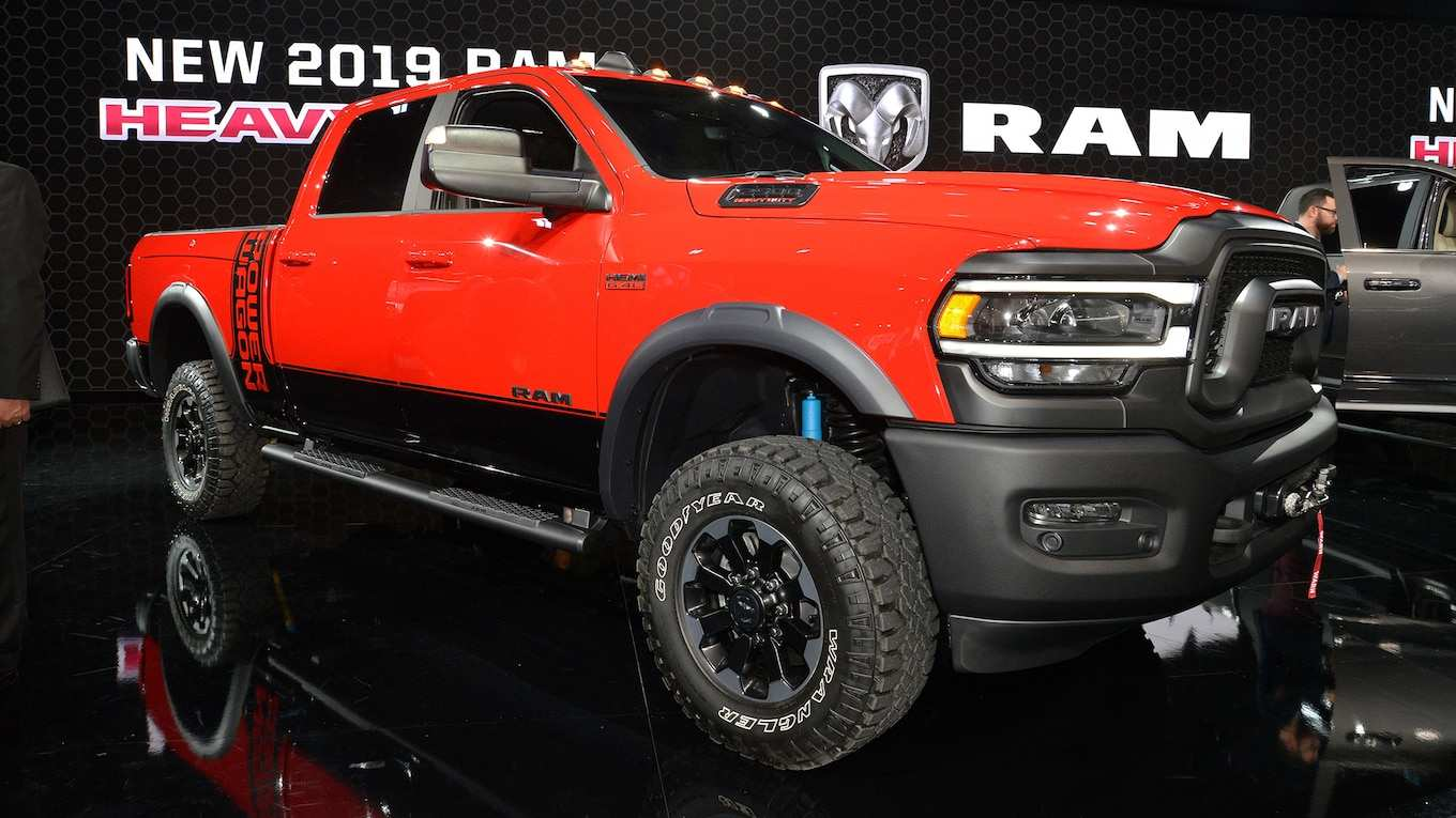 42 All New 2019 Dodge Power Wagon Prices by 2019 Dodge Power Wagon