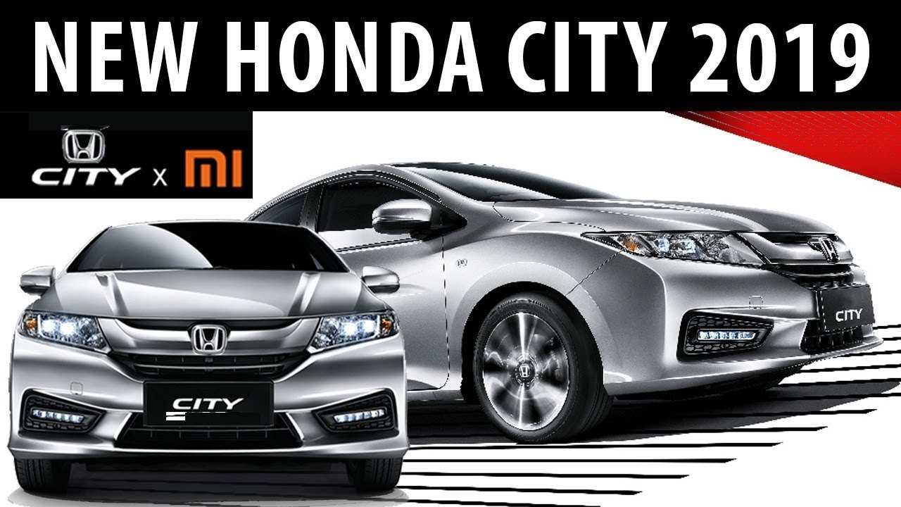 42 All New 2019 Honda City Review by 2019 Honda City