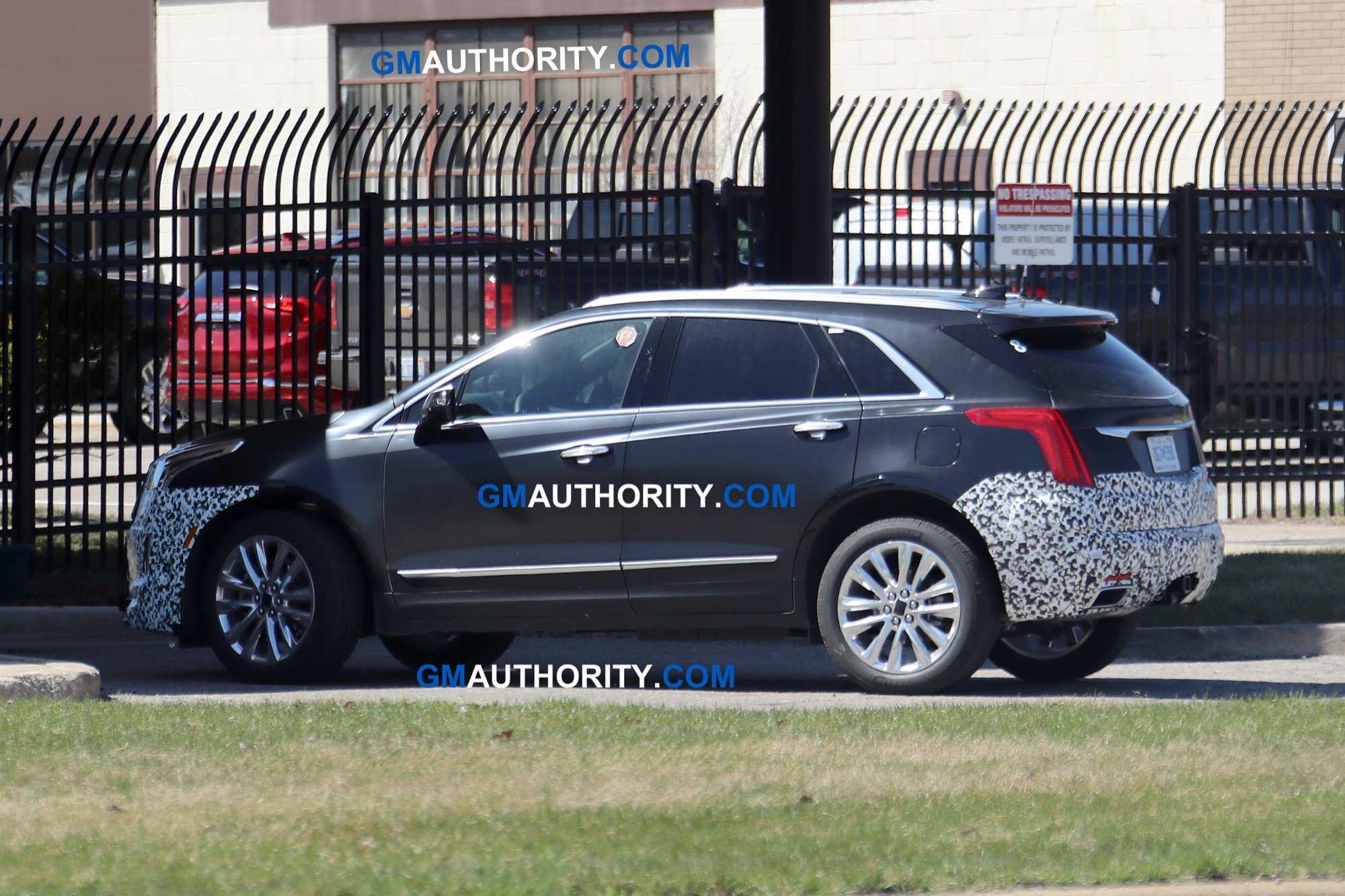 42 All New 2019 Spy Shots Cadillac Xt5 Specs by 2019 Spy Shots Cadillac Xt5