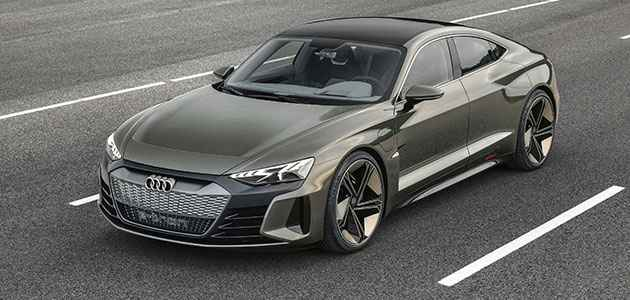 42 All New 2020 Audi E Tron Gt First Drive by 2020 Audi E Tron Gt