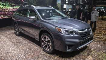 42 All New New Generation 2020 Subaru Outback Exterior for New Generation 2020 Subaru Outback