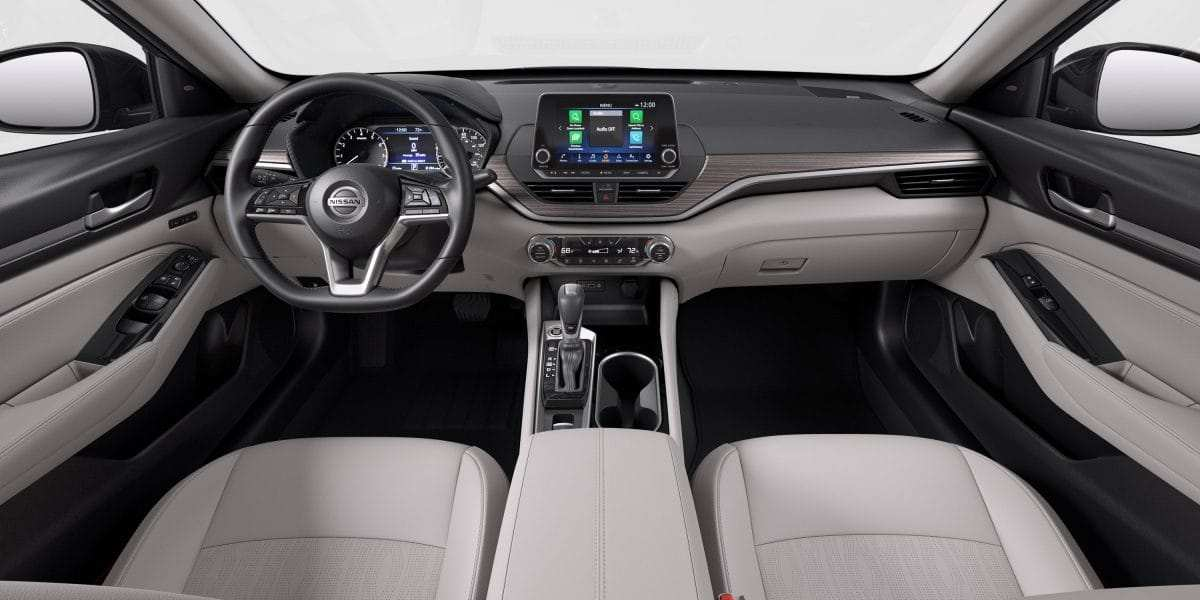 42 Best Review 2019 Nissan Altima Interior Style by 2019 Nissan Altima Interior
