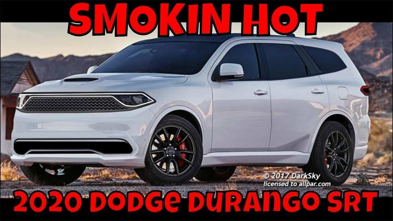 42 Best Review Dodge Durango Rt 2020 Specs and Review by Dodge Durango Rt 2020