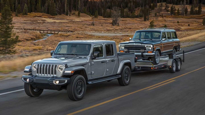 42 Concept of 2020 Jeep Gladiator 2 Door Review by 2020 Jeep Gladiator 2 Door
