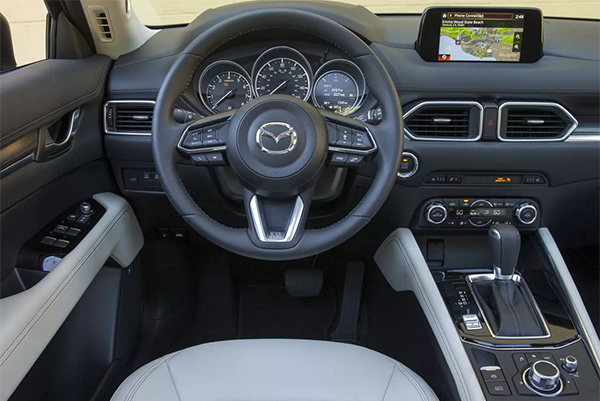 42 Concept of Mazda Cx 5 2020 Interior Prices for Mazda Cx 5 2020 Interior
