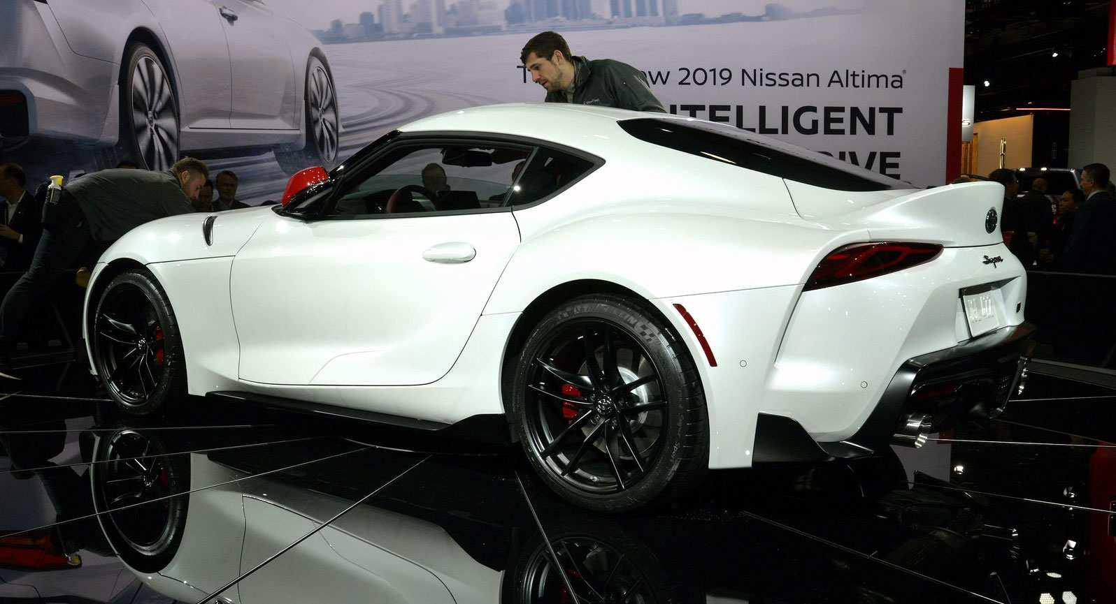 42 Concept of Toyota Gr Supra 2020 Rumors for Toyota Gr Supra 2020