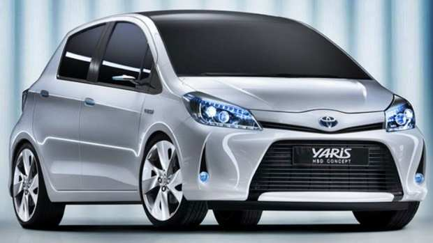42 Concept of Toyota Yaris 2020 Concept Redesign for Toyota Yaris 2020 Concept