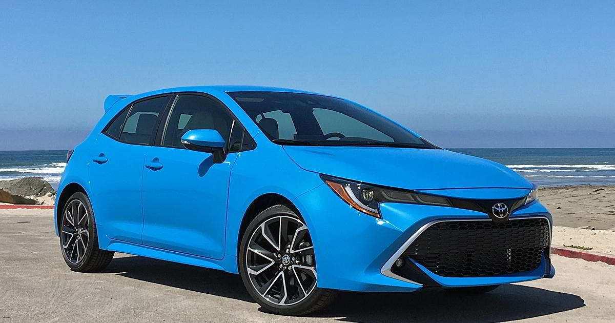 42 Great 2019 Toyota Matrix Exterior for 2019 Toyota Matrix