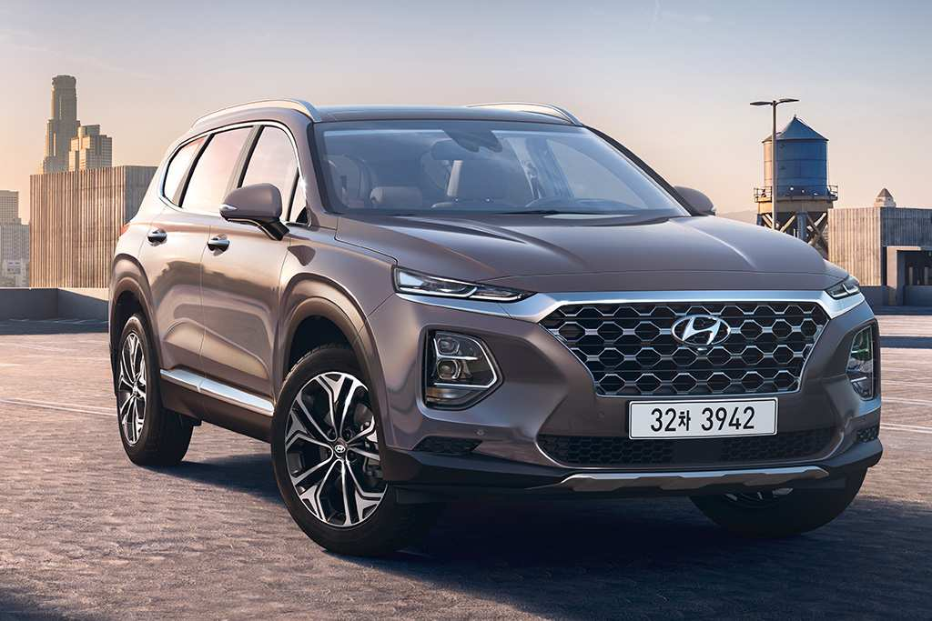 42 Great 2020 Hyundai Santa Fe N Price and Review for 2020 Hyundai Santa Fe N