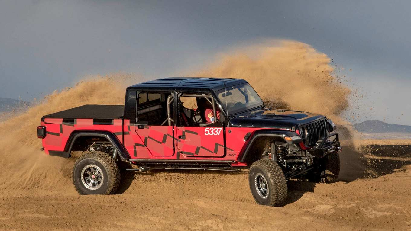 42 Great 2020 Jeep Gladiator King Of The Hammers Price and Review with 2020 Jeep Gladiator King Of The Hammers