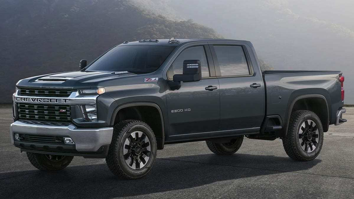 42 Great Chevrolet Truck 2020 Picture by Chevrolet Truck 2020