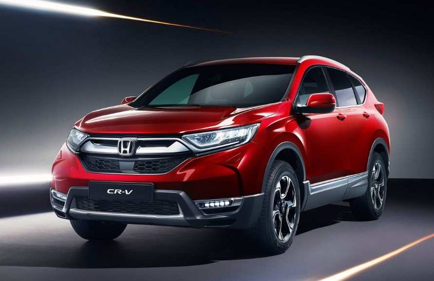 42 Great When Will 2020 Honda Crv Be Released Concept for When Will 2020 Honda Crv Be Released