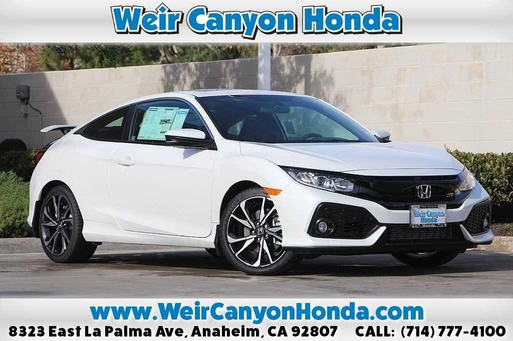 42 New 2019 Honda Civic Si New Review by 2019 Honda Civic Si
