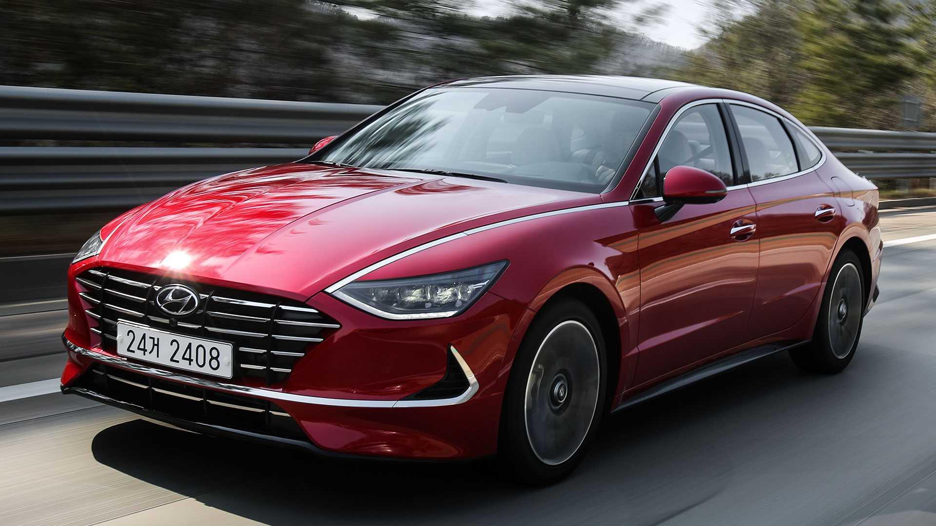 42 New 2020 Hyundai Sonata Redesign Price and Review with 2020 Hyundai Sonata Redesign