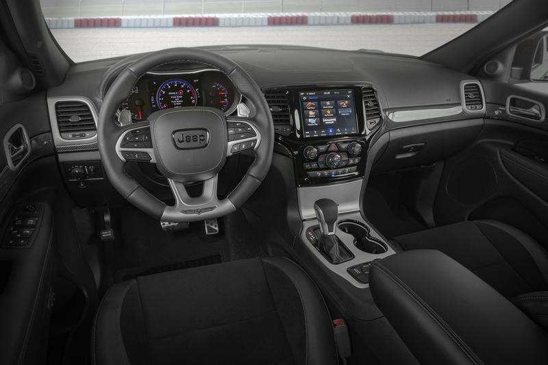 42 The 2020 Jeep Grand Wagoneer Interior Reviews for 2020 Jeep Grand Wagoneer Interior