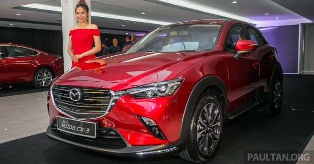 42 The 2020 Mazda X30 History for 2020 Mazda X30