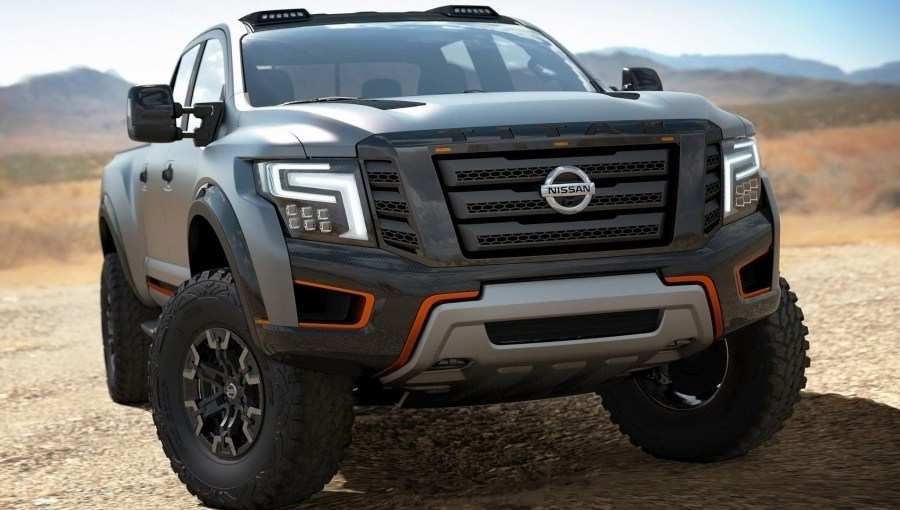 42 The Nissan Titan Warrior 2020 Price by Nissan Titan Warrior 2020