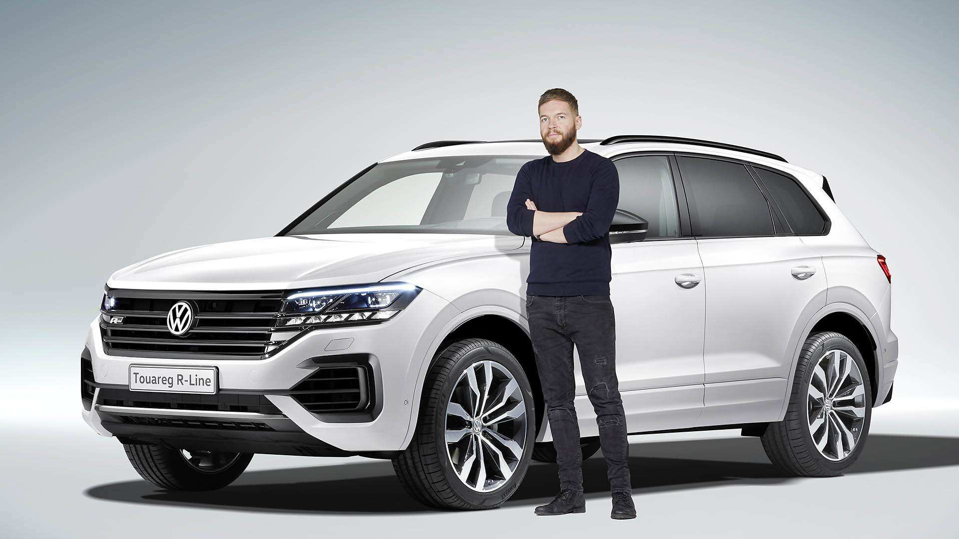43 All New 2019 Vw Touareg Redesign with 2019 Vw Touareg