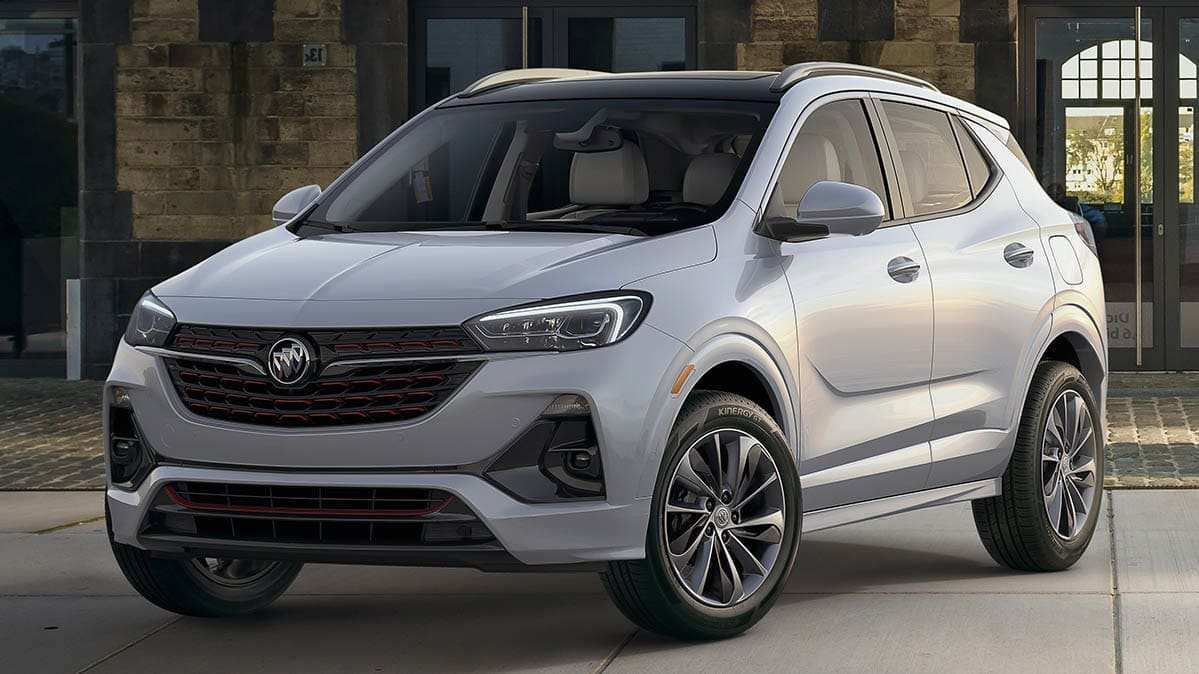 43 All New Buick Encore 2020 Exterior and Interior for Buick Encore 2020