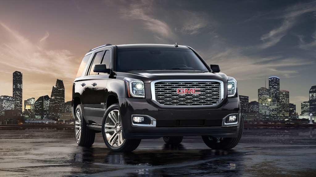 43 All New New Gmc Yukon Design 2020 2 Ratings with New Gmc Yukon Design 2020 2