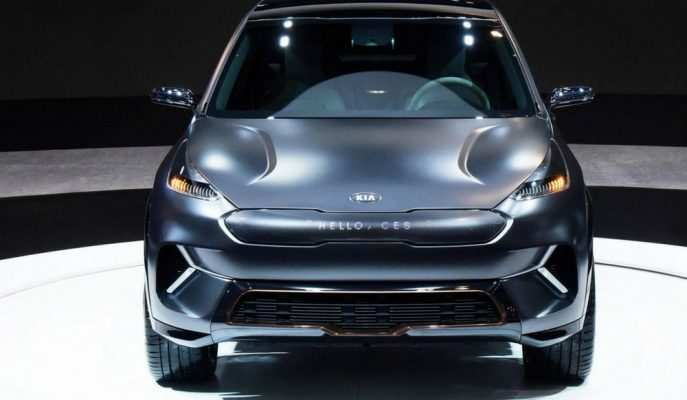43 Best Review 2020 Kia Niro Ev Pictures with 2020 Kia Niro Ev