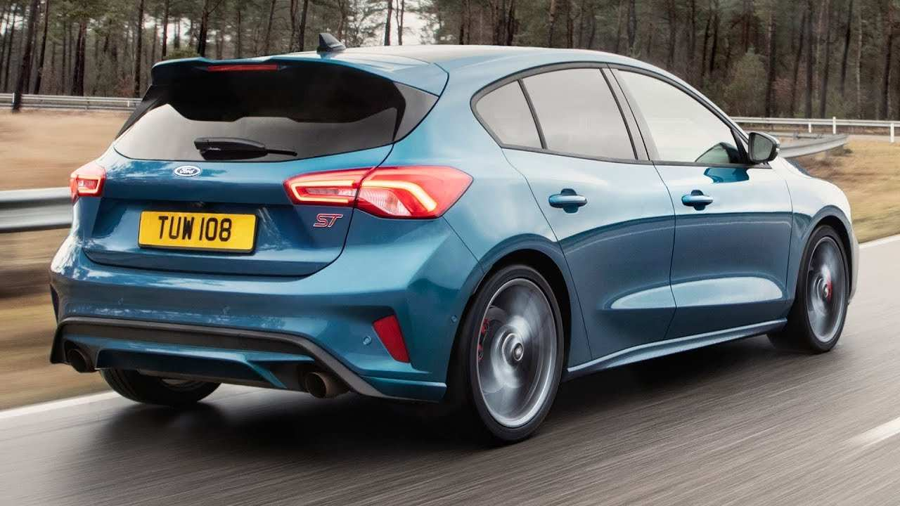 43 Best Review Ford Focus 2020 Redesign and Concept with Ford Focus 2020