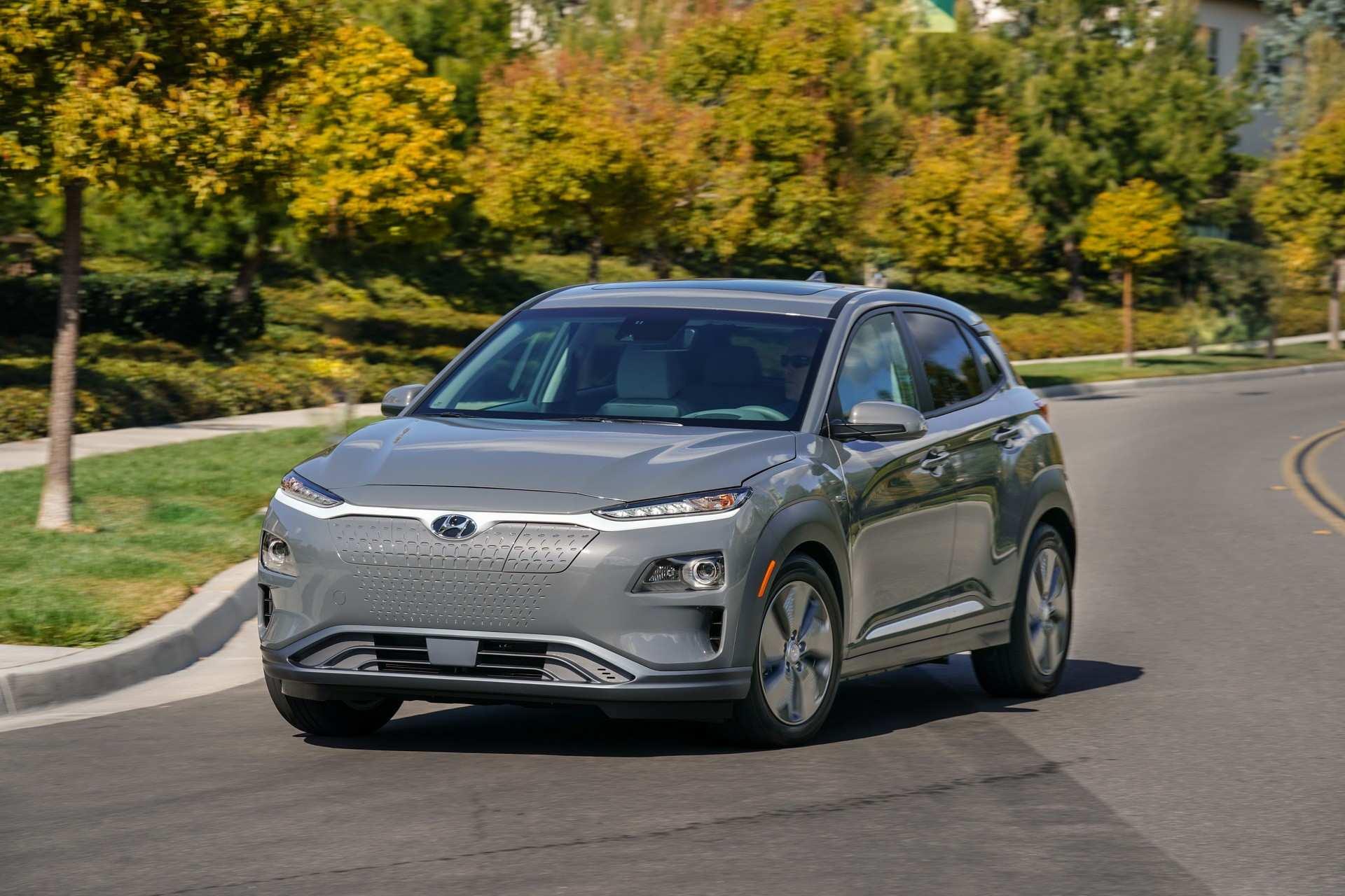 43 Best Review Hyundai Kona Ev 2020 Research New with Hyundai Kona Ev 2020