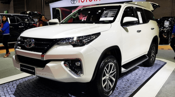43 Best Review Toyota New Fortuner 2020 First Drive with Toyota New Fortuner 2020