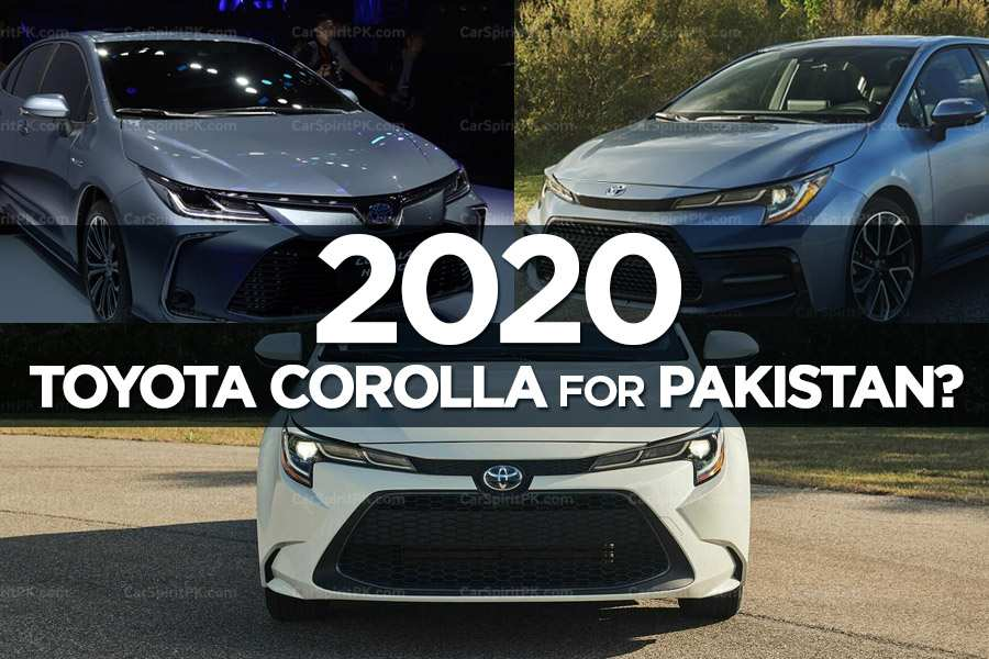43 Concept of Toyota Corolla 2020 Model In Pakistan Picture for Toyota Corolla 2020 Model In Pakistan