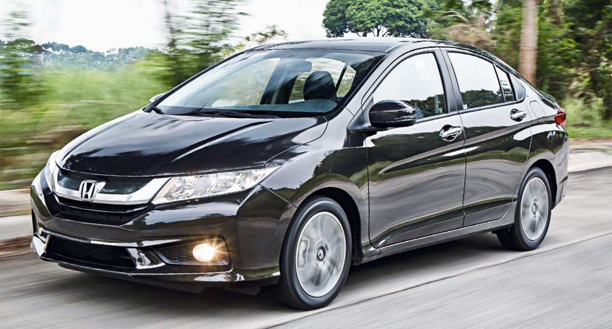 43 Gallery of 2019 Honda City Review with 2019 Honda City