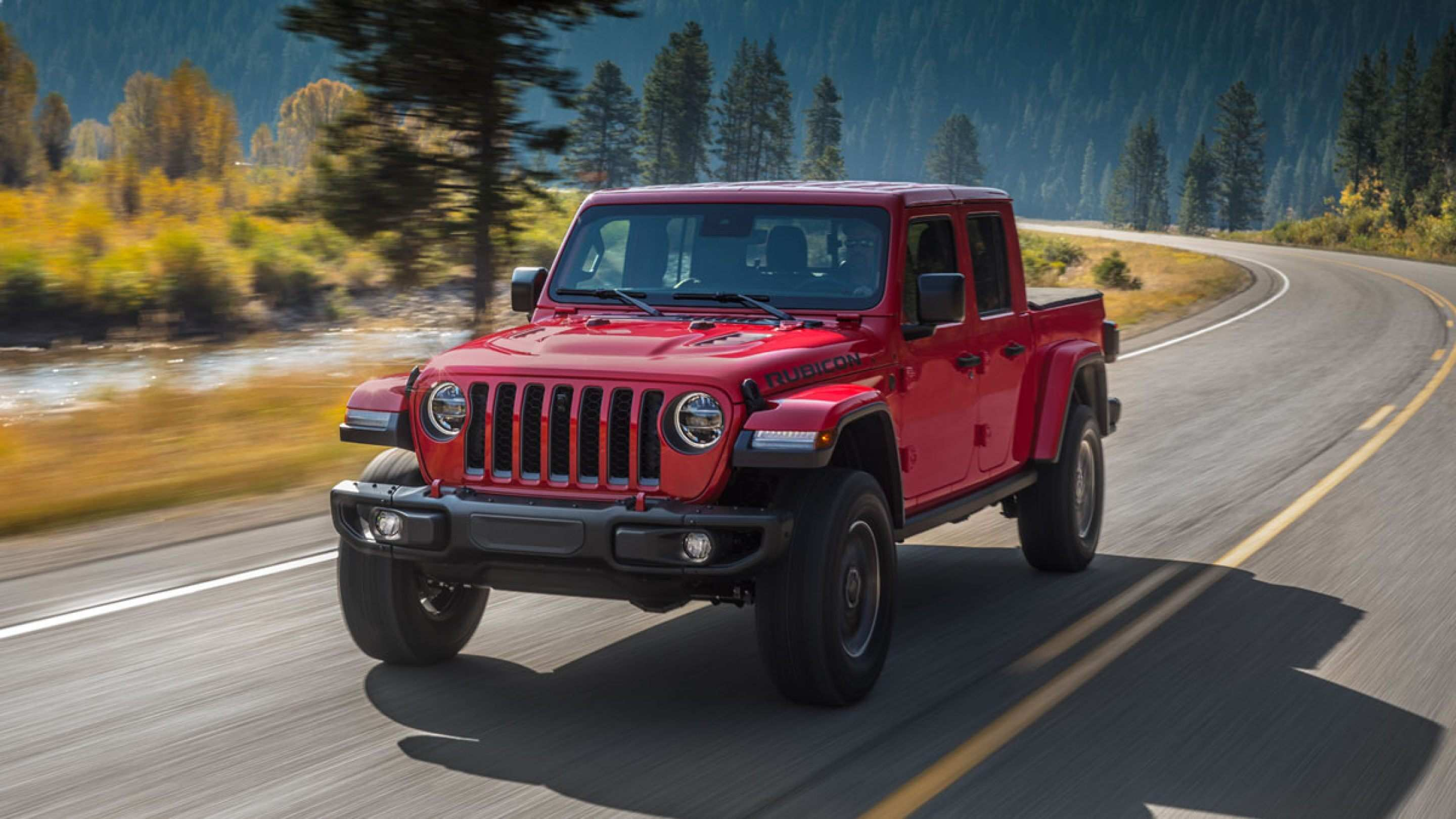 43 Gallery of 2020 Jeep Gladiator Engine Specs Spy Shoot for 2020 Jeep Gladiator Engine Specs