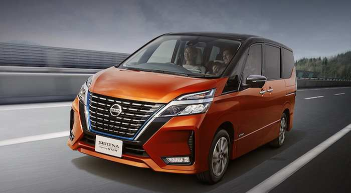 43 Gallery of Nissan Serena 2020 New Review for Nissan Serena 2020
