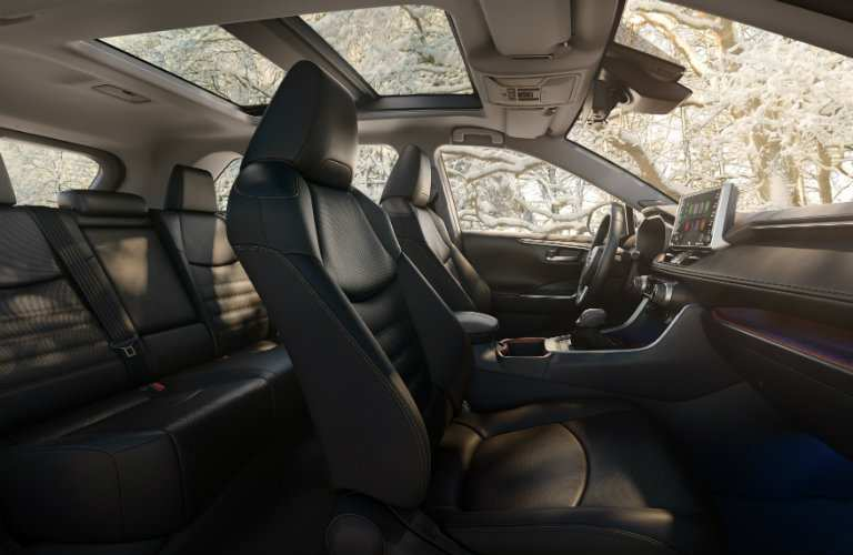 43 Gallery of Toyota Rav4 2020 Interior Specs and Review for Toyota Rav4 2020 Interior