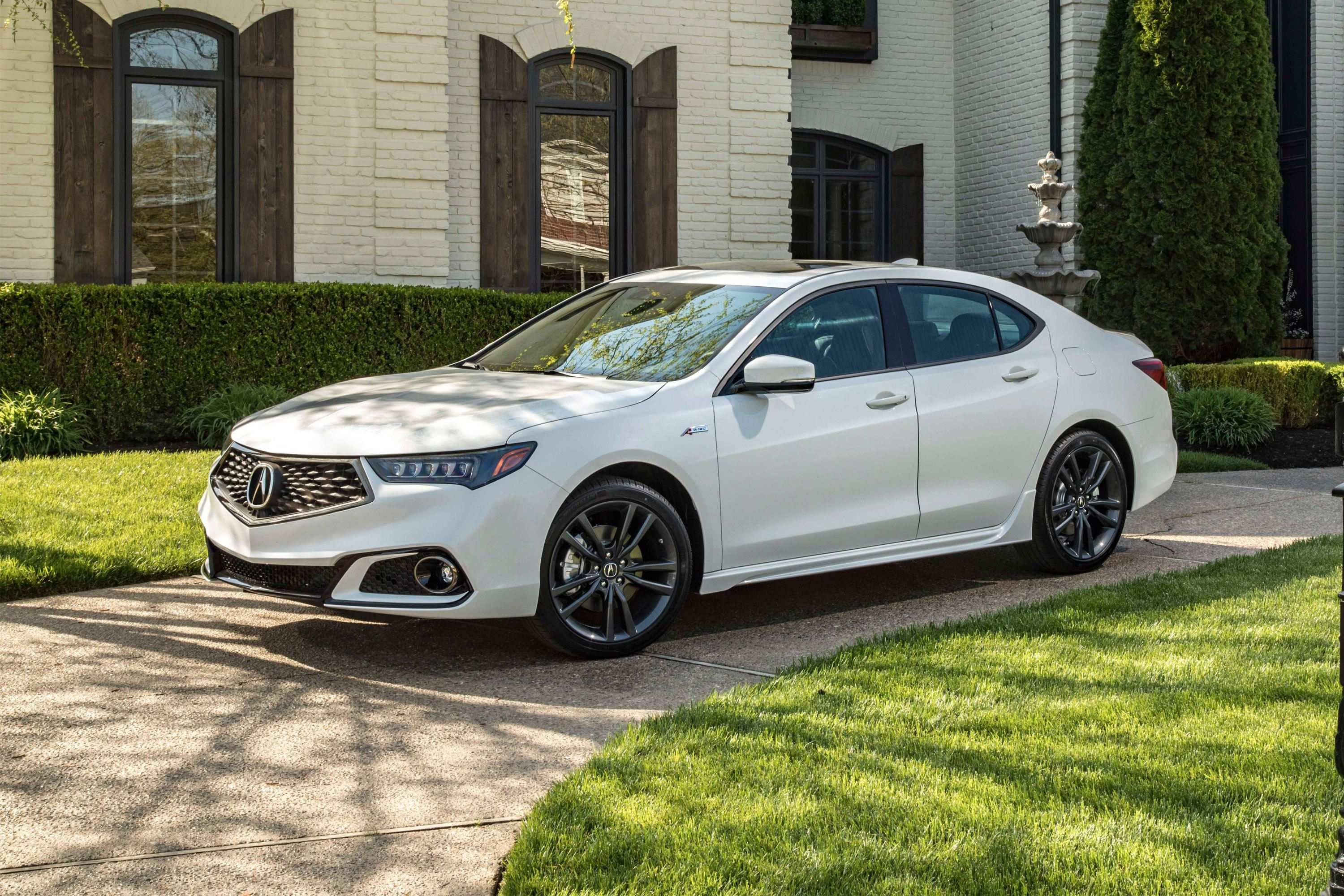 43 Great 2019 Acura Tl Exterior and Interior by 2019 Acura Tl