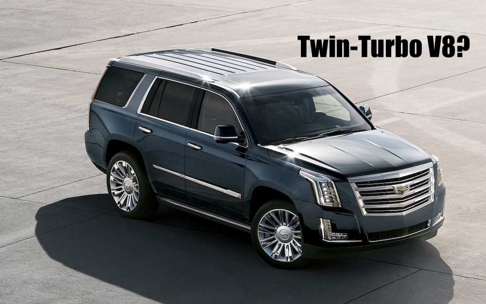 43 New Cadillac Escalade 2020 Release Date Redesign by Cadillac Escalade 2020 Release Date