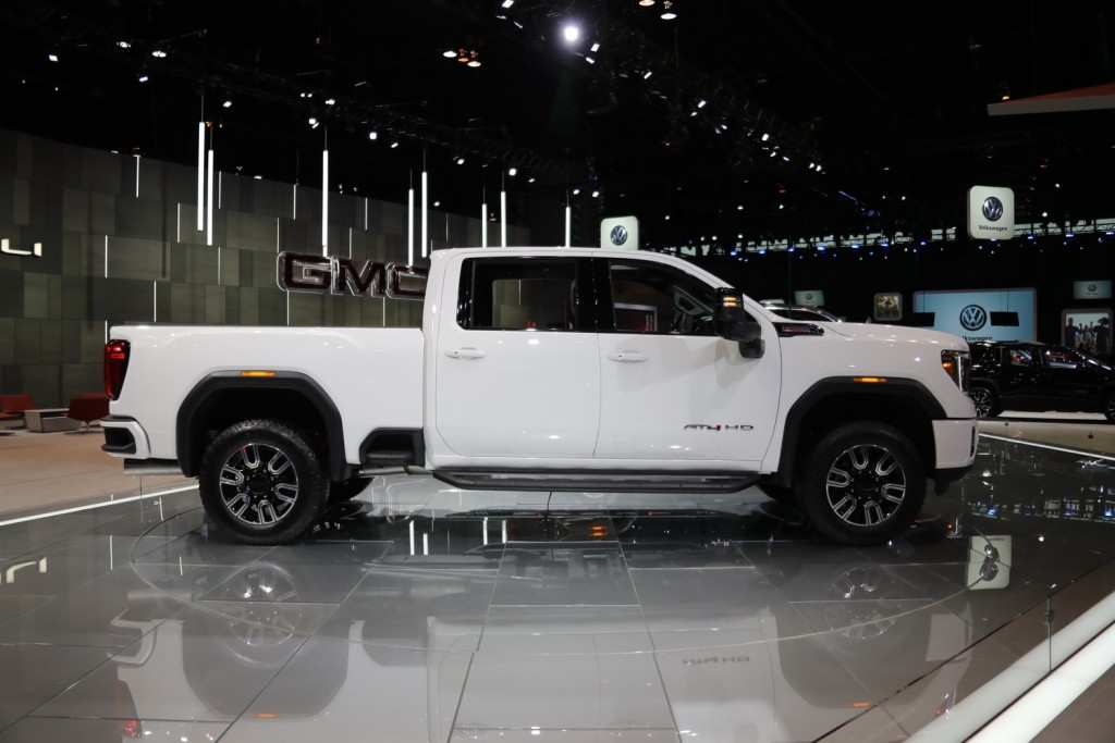 43 New Gmc At4 Diesel 2020 Redesign and Concept with Gmc At4 Diesel 2020