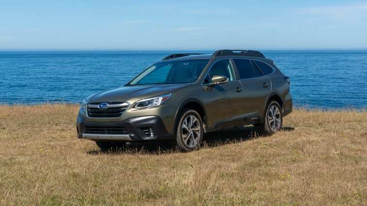 43 New New Generation 2020 Subaru Outback Performance and New Engine with New Generation 2020 Subaru Outback
