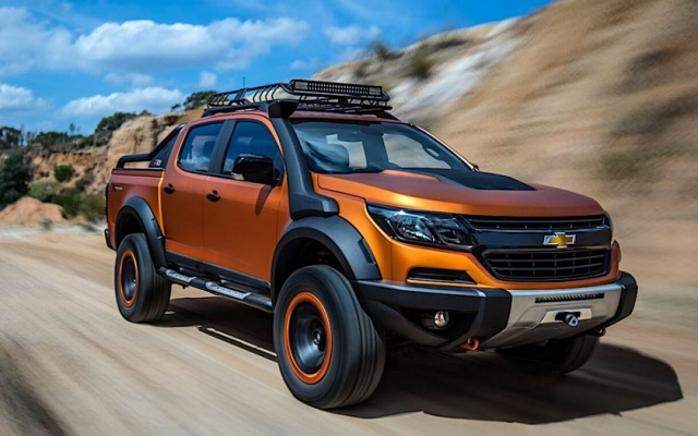 43 The 2020 Chevrolet Colorado Updates Exterior by 2020 Chevrolet Colorado Updates