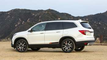 43 The Honda Pilot 2020 Model with Honda Pilot 2020