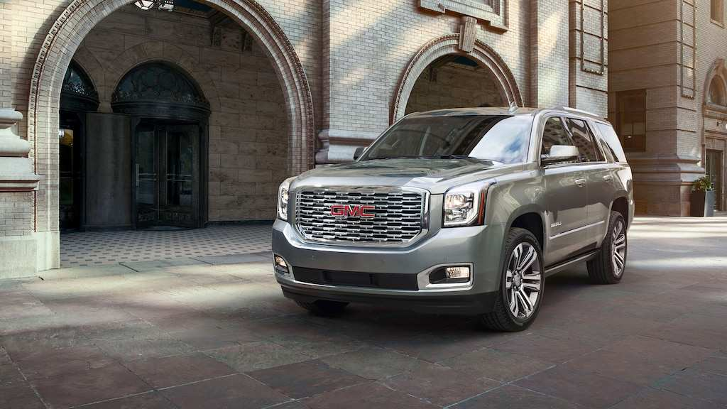 43 The What Does The 2020 Gmc Yukon Look Like Review with What Does The 2020 Gmc Yukon Look Like