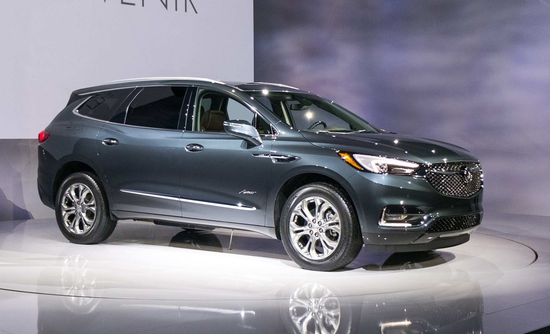 44 All New 2019 Buick Enclave Spy Photos Ratings for 2019 Buick Enclave Spy Photos