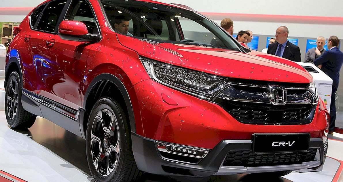 44 All New 2020 Honda Crv Release Date Speed Test by 2020 Honda Crv Release Date