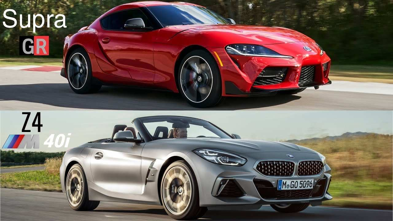 44 All New 2020 Toyota Supra Vs Bmw Z4 Images by 2020 Toyota Supra Vs Bmw Z4