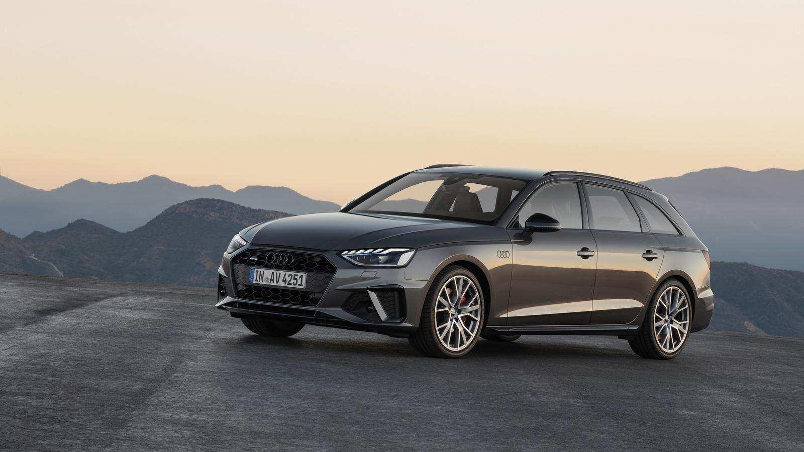 44 All New Audi A4 Kombi 2020 Model for Audi A4 Kombi 2020